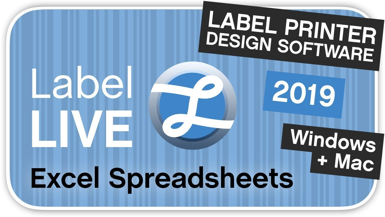 How To Print Labels From An Excel Spreadsheet To A Dymo, Zebra, Rollo Or  Brother Thermal Printer