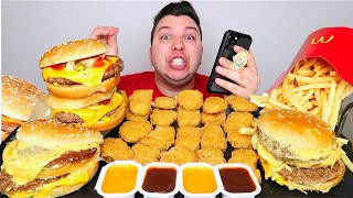 stop leaving mean comments...!!!!!!!! McDonald's • MUKBANG