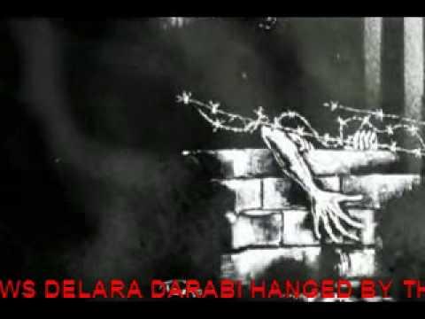 BREAKING NEWS Delara Derabi an innocent girl hanged by the ISLAMIC Republic of IRAN