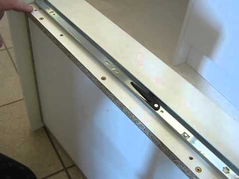 Nice Soft Close Kitchen Drawer Runners Problem ( We Have A Problem ! )