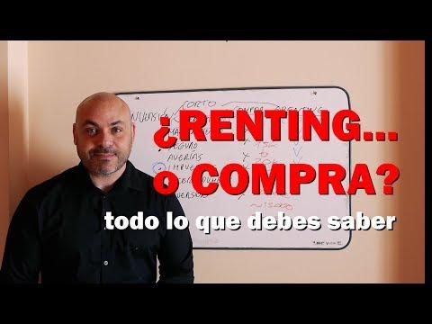 RENTING O COMPRA (II): Antes de decidir, mira este vídeo