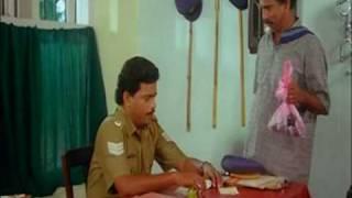 Oru Kochu Bhoomi Kulukkam - 5 Monisha, Sreenivasan, Jagadeesh Malayalam Comedy Film (1992)