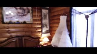 Свадебные сборы невесты и жениха. Клип утро