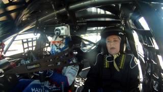 Jesse Dixon hotlap V8 Supercar-Funny passenger