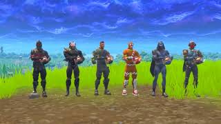 We timed our Emotes Perfectly and It looked amazing Fortnite Battle Royale (Season 6) Tv.MTF