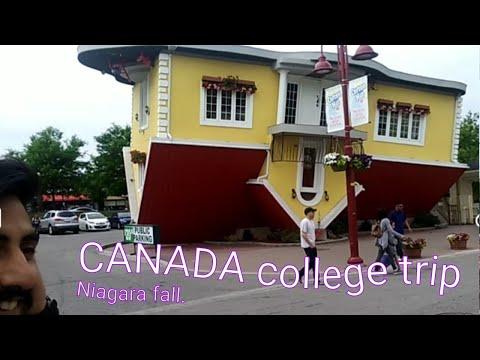 CANADA || College Trip || Niagara Fall || Conestoga College