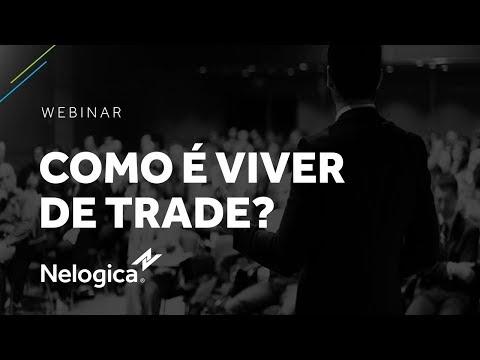 Como é viver de trade?