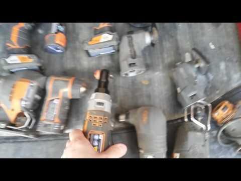 Ridgid 12 Volt Multi Tool