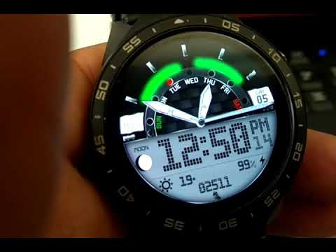 DIGGRO DI06 watch faces, full Android smartwatch