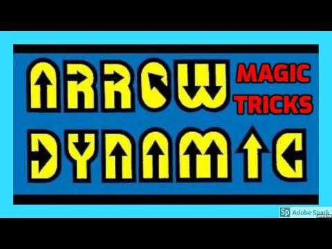 MAGIC TRICKS VIDEOS IN TAMIL #375 I ARROW DYNAMIC by PHIL GOLDSTEIN @Magic Vijay