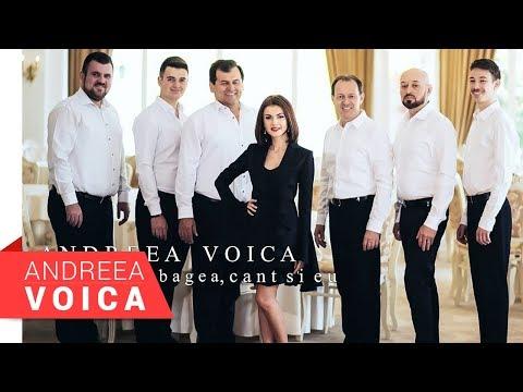 Andreea Voica - Canta bagea, cant si eu (LIVE 100%)