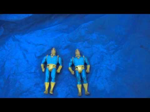 DC Super Powers Collection Dr. Fate Action Figure Power Action Test