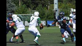 Aamir Petrose - 2014 ECAC Division III South Co-Defensive Player of the Year