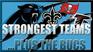 NFC SOUTH NAMED HARDEST DIVISION IN THE NFL! WILL THE PANTHERS MEASURE UP?   @Shellitronnn