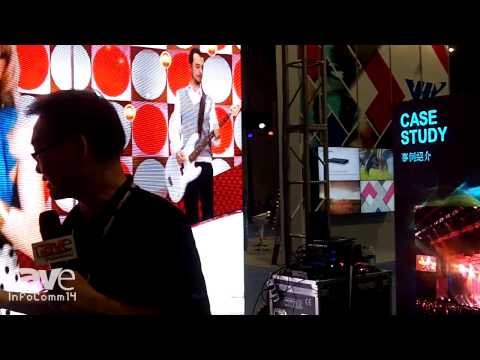 InfoComm 2014: CreateLED Talks About its Air Mag 2 Magnetic Displays