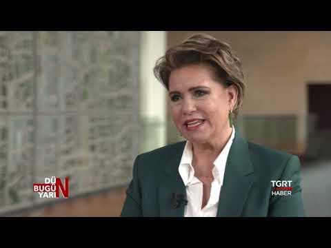 Maria Teresa, Grand Duchess Of Luxembourg - Dun Bugun Yarin - Asligul Atasagun Cebi - 07.04.2019  FR