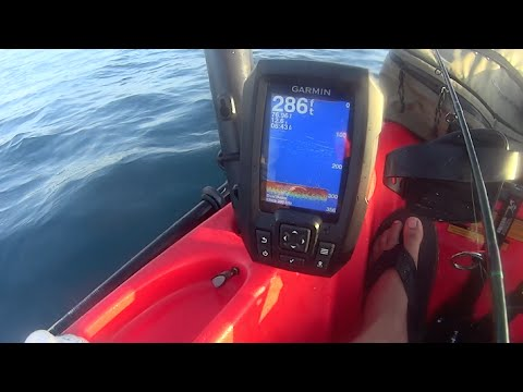 best fish finder for kayak by garmin - youtube, Fish Finder