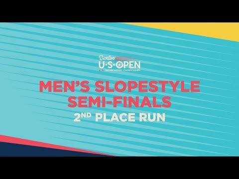 2019 Burton U·S·Open Men's Slopestyle Semi-Finals – 2nd Place Run