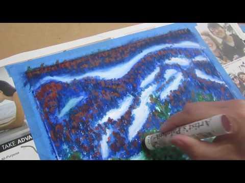 Paintstik - learn from Marsden Hartley 02
