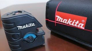 Makita Laser Level SK104Z Review
