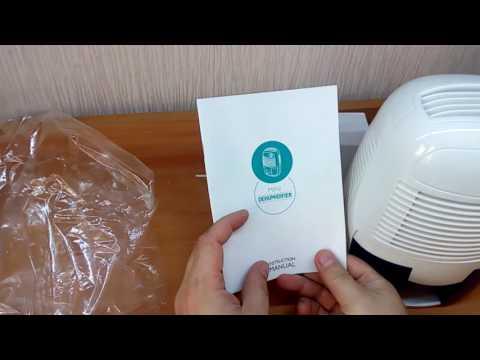 Осушитель. Электроприбор для снижения влажности в помещениях