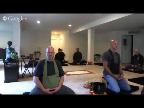 Tuesday Afternoon Zazen