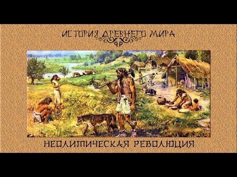 Неолитическая революция (рус.) История древнего мира.