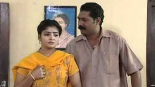"M.D.JOHNSON ACTOR, IN ""MINNUKETTU"" MEGA SERIAL TELECASTED IN SURYA. TV. PART.5"