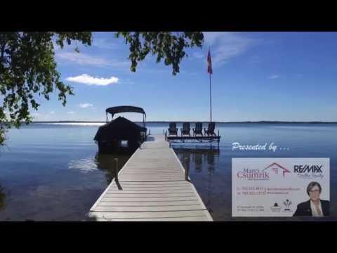 Lake Couchiching Waterfront