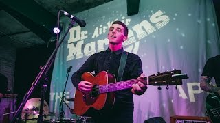 LOUIS BERRY PERFORMS 'RESTLESS' LIVE / /THE GREAT ESCAPE / /DR. MARTENS
