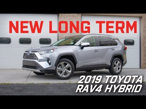 Meeting Our New Long Term Test Car   The 2019 Toyota RAV4 Hybrid Limited