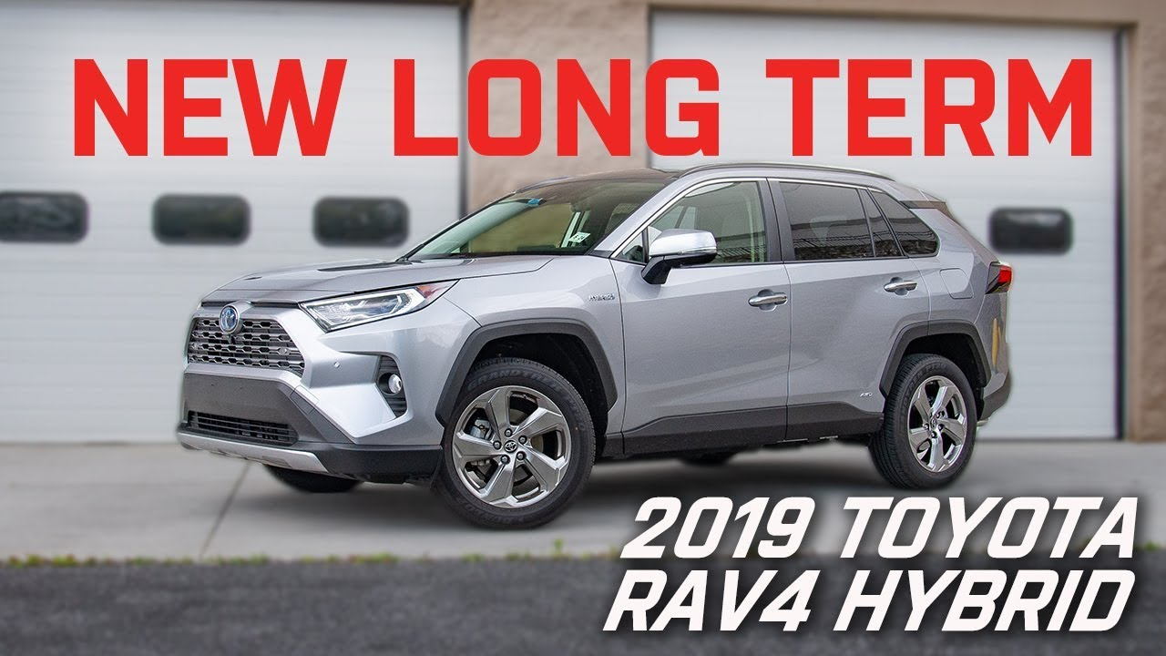 Meeting Our New Long Term Test Car | The 2019 Toyota RAV4 Hybrid Limited