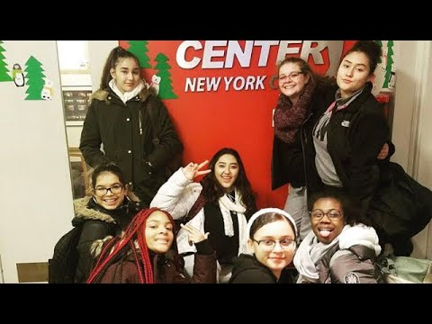 NYC winter break (December 27, 2017)