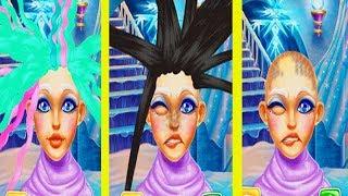 Мультик про причёску для Снежной Королевы Мультики для девочек Парикмахерская МУЛЬТФИЛЬМЫ для ДЕТЕЙ