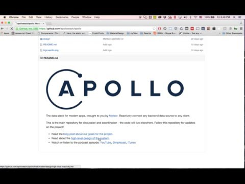 Apollo Stack Overview - GraphQL Tutorial