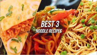 schezuan noodles
