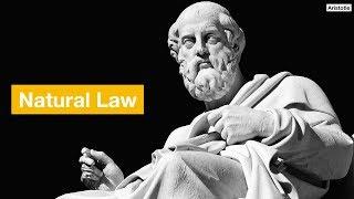 Jurisprudence - Natural Law