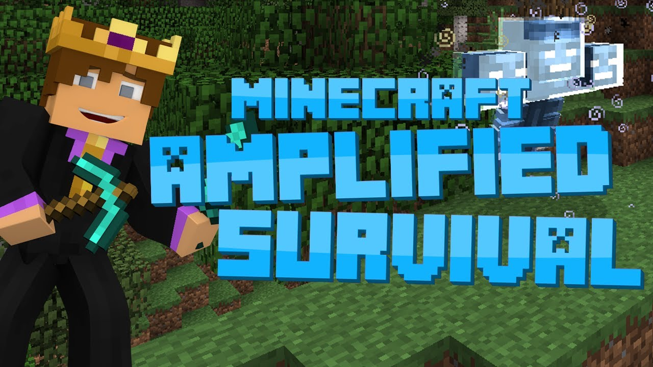 Need a reason to play on AMPLIFIED? : Minecraft - reddit