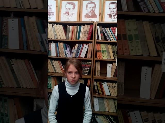 Изображение предпросмотра прочтения – АльбинаЖивоткова читает произведение «Ветхая избушка» А.А.Блока