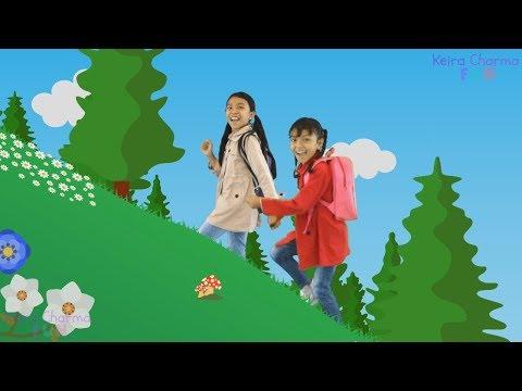NAIK NAIK KE PUNCAK GUNUNG  ♥ Lagu Anak Dan Balita Indonesia | Keira Charma Fun