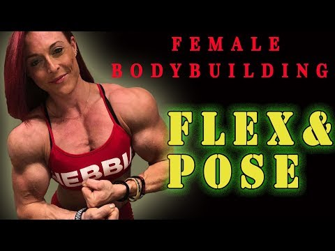 FEMALE BODYBUILDING – FLEX & POSE