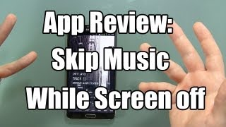 Android App Review: Pocket Skip Track