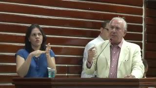 TV CÂMARA ITANHAÉM -  SEMINÁRIO MEIO AMBIENTE 2019