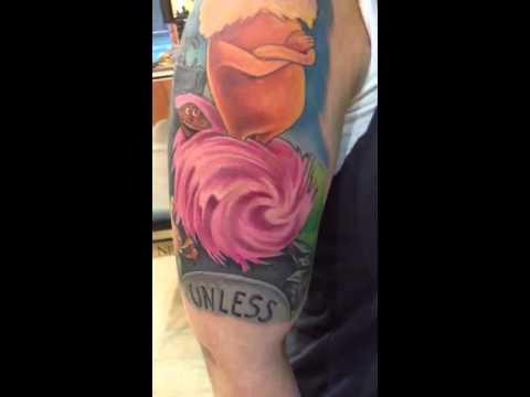 Lorax tattoos