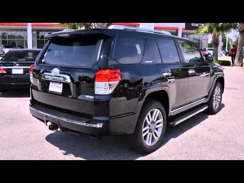 2012 toyota 4runner limited in sanford fl 32771 youtube. Black Bedroom Furniture Sets. Home Design Ideas