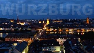 Würzburg entdecken! Sehenswürdigkeiten & Impressionen ᴴᴰ