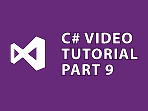 C# Tutorial 9 Abstract Class Polymorphism