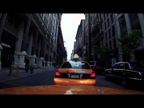 Cab Ride NYC 02: T4E - Yellow Fever