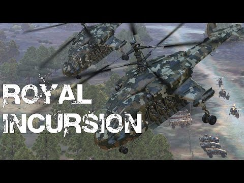 Arma 3 {GOL} - Heavy Helicopter Air-Assault [HD]