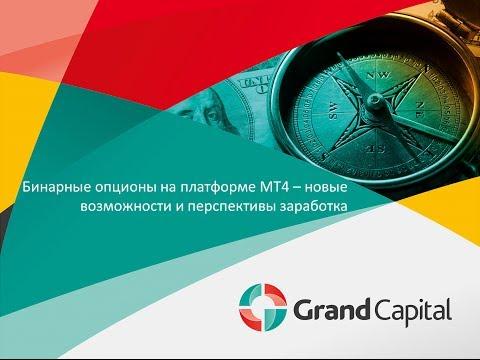 Бинарные опционы в МТ4 - перспективы заработка с Grand Capital (вебинар 15.04.14)